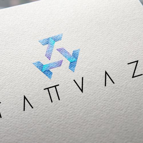 Natural Paper Printed Logo MockUp Tatvaz 002