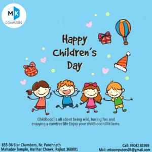 Imagedoor Children Day vector 012