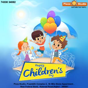 Imagedoor Children Day vector 015