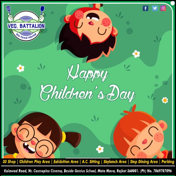 Imagedoor Children Day vector 018