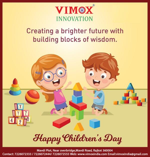 Imagedoor Children Day vector 019