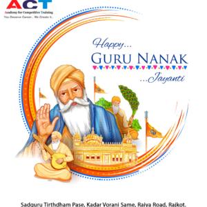 Imagedoor Guru Nanak Jayanti vector 004