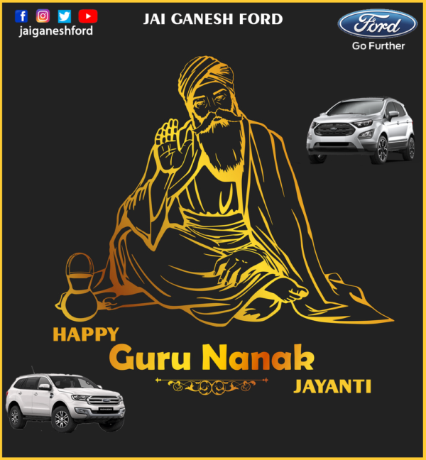Imagedoor Guru Nanak Jayanti vector 007