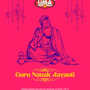 Imagedoor Guru Nanak Jayanti vector 018