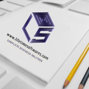 Logo design LS