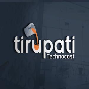 tirupati technocast logo